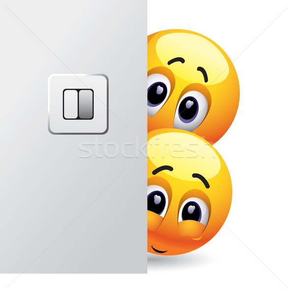 Stock photo: SMILEY