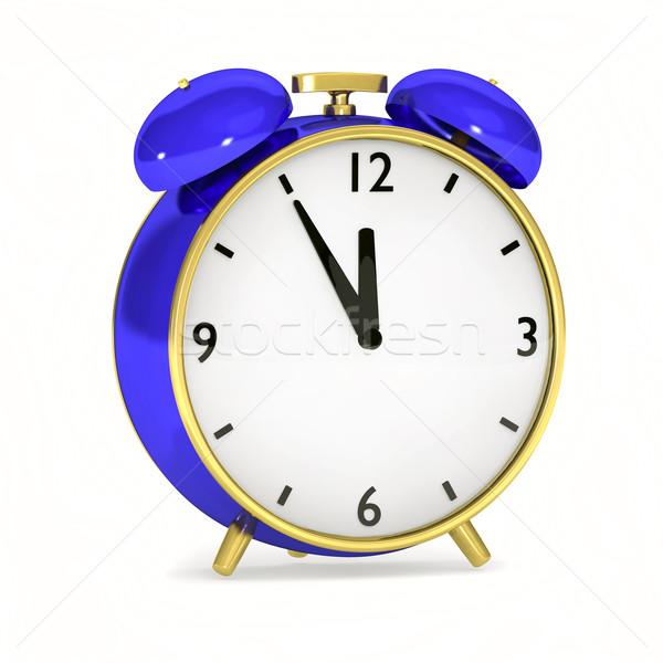 alarm clock Stock photo © dengess