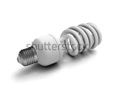 light bulb Stock photo © dengess