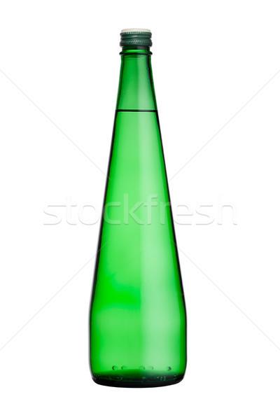 Garrafa saudável água limonada beber Foto stock © DenisMArt