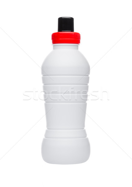 Bottle of fresh breakfast milk drink isolated Stock photo © DenisMArt