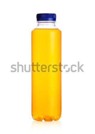 üveg energiaital izolált fehér víz fitnessz Stock fotó © DenisMArt
