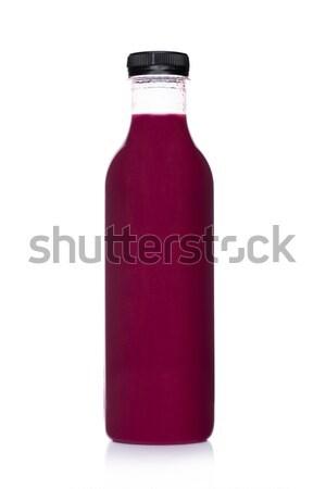 Plástico garrafa fresco verão Foto stock © DenisMArt