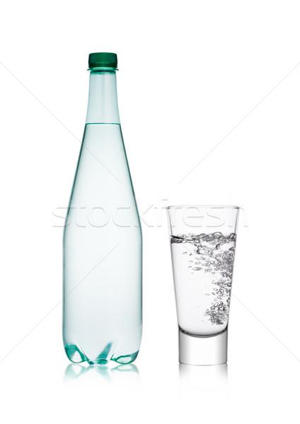 şişe cam sağlıklı su Stok fotoğraf © DenisMArt