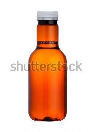 Bottle of hydro powered energy drink isolated Stock photo © DenisMArt