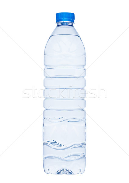 Bottle of healthy still mineral water on white Stock photo © DenisMArt