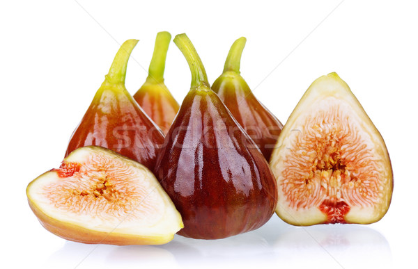 Fresh figs Stock photo © DenisNata