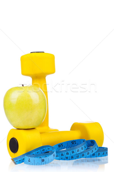 Dumbbells Stock photo © DenisNata