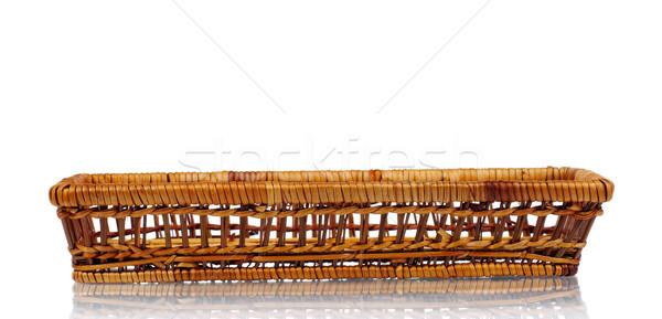 Wicker basket Stock photo © DenisNata