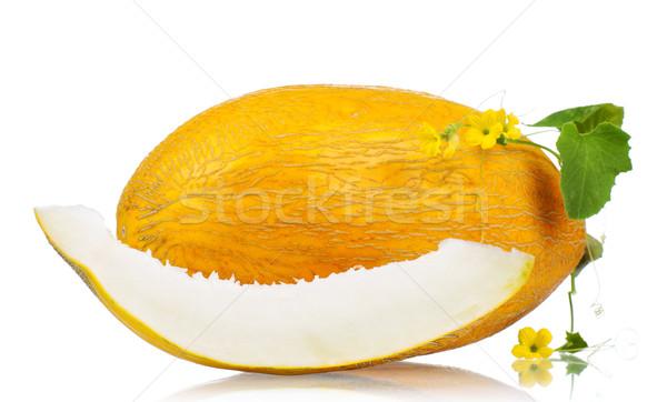 Cantaloupe melon Stock photo © DenisNata