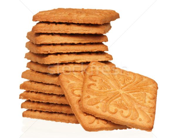 Delicious cookies Stock photo © DenisNata
