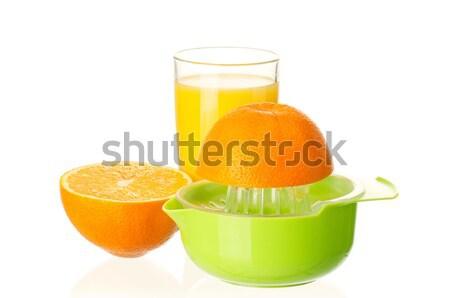 Juicer for citrus Stock photo © DenisNata