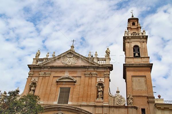 市 バレンシア スペイン 写真 遅い 夏 ストックフォト © Dermot68
