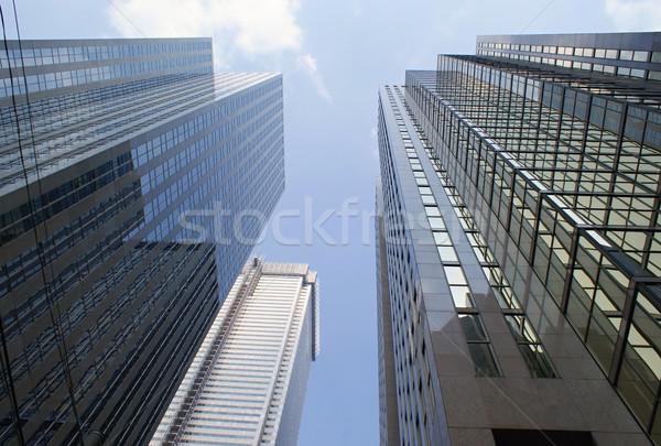 Toronto foto fondo vista negocios nubes Foto stock © Dermot68
