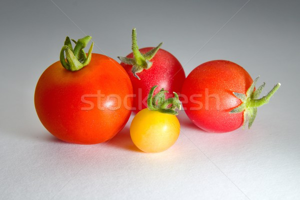 カラフル トマト 表 写真 詳細 健康 ストックフォト © Dermot68