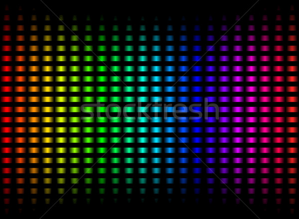 Abstract rainbow colours background  Stock photo © Designer_things