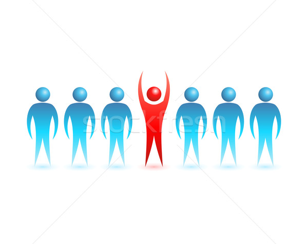 Business people concept Stock photo © Designer_things