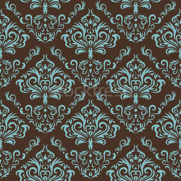 бесшовный цветочный шаблон Nice текстуры дизайна Сток-фото © Designer_things