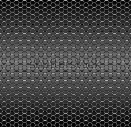 Aço textura alto qualidade vetor caminhão Foto stock © Designer_things