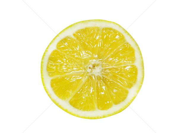 Fresh Half Lemon Stock photo © designsstock