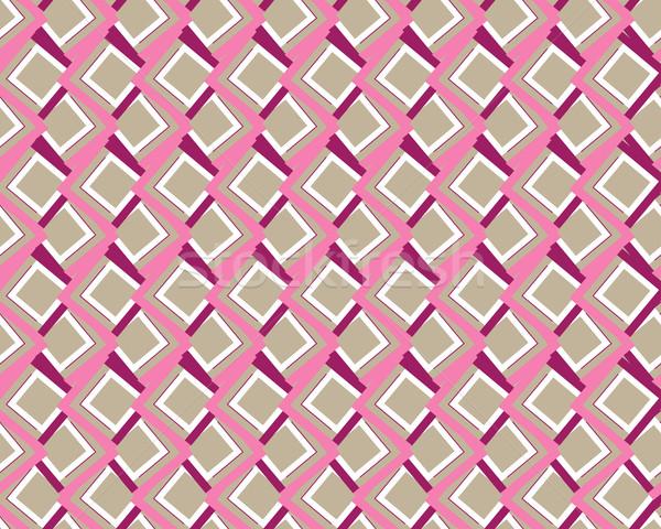 Abstrato sem costura papel de embrulho primavera arte Foto stock © designsstock