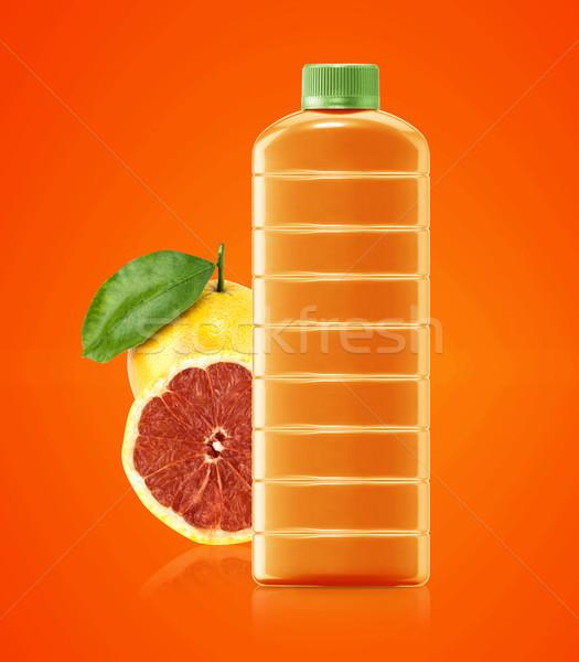 grapefruit  juice  Stock photo © designsstock
