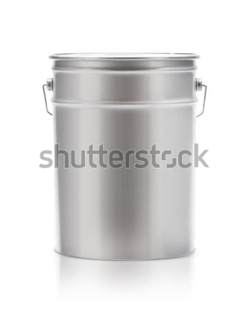 Metal painting Pail  Stock photo © designsstock