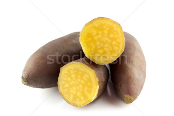 sweet potatoes Stock photo © designsstock