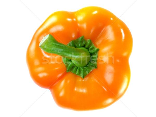 Orange Bell pepper Stock photo © designsstock