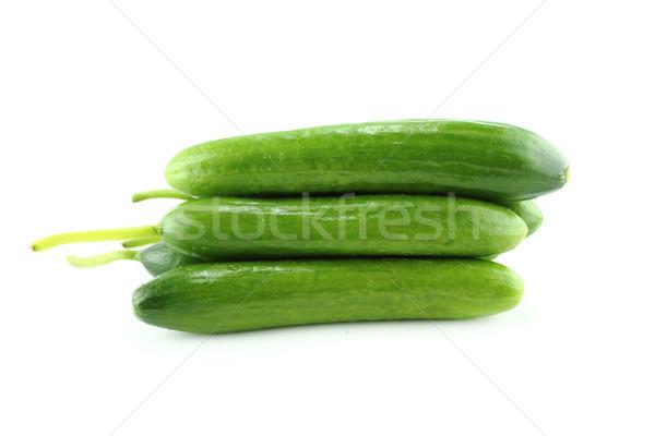 Fresh Cucumber  Stock photo © designsstock