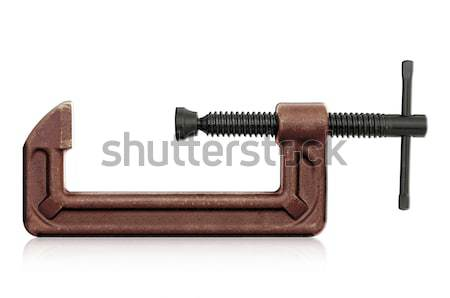 C clamp Stock photo © designsstock