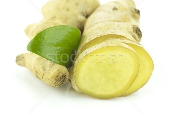 Fresh Ginger root  Stock photo © designsstock