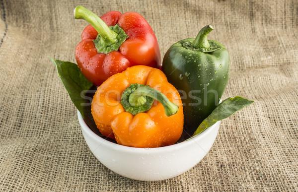 sweet pepper  Stock photo © designsstock
