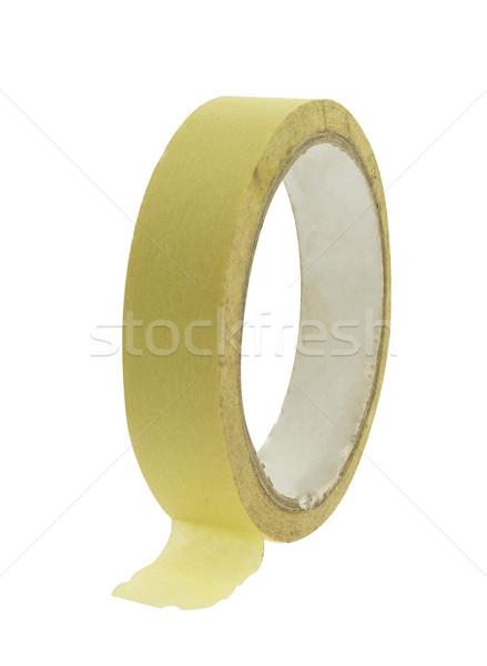 Paper adhesive tape Stock photo © designsstock