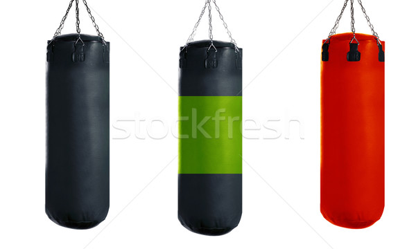 Punching bag Stock photo © designsstock