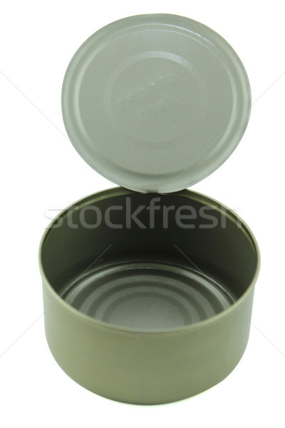 Empty Tuna can  Stock photo © designsstock