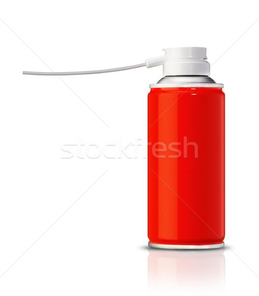 Aluminum spray can Stock photo © designsstock