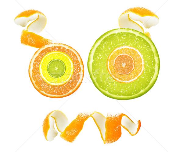 orange slices Stock photo © designsstock