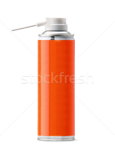 Aluminum spray can Stock photo © designsstock