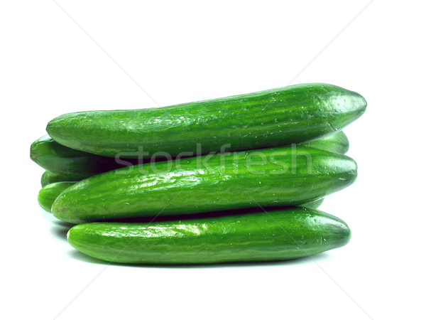 Fresh Cucumber Stock photo © designsstock