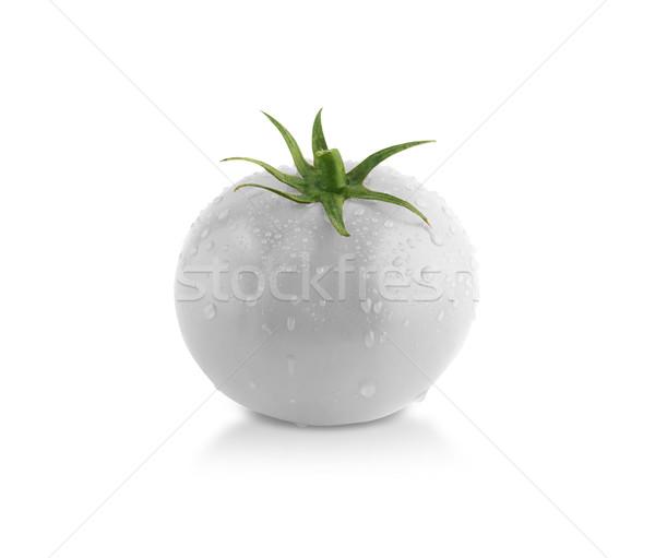 Gri domates yaratıcı bir şey farklı dizayn Stok fotoğraf © designsstock