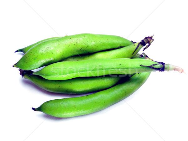 bunch of broad beans  Stock photo © designsstock