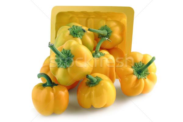 Red sweet pepper  Stock photo © designsstock