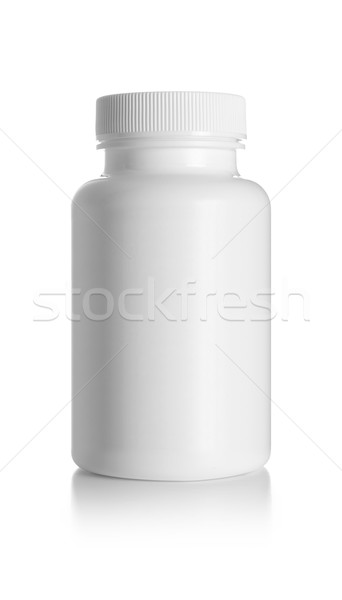Isoliert weiß Arbeit Weg Gesundheit Stock foto © designsstock