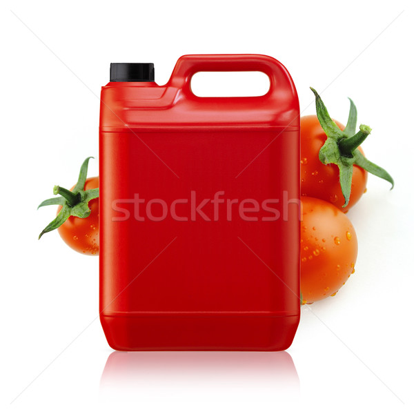 ketchup gallon  Stock photo © designsstock