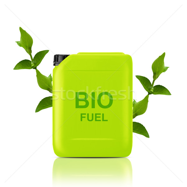 bio fuel  gallon Stock photo © designsstock