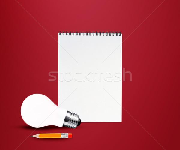 conceptual Pencil Stock photo © designsstock