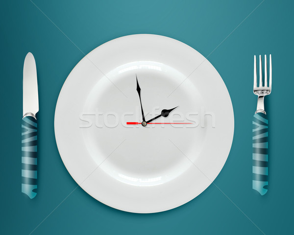 Lunch time  Stock photo © designsstock