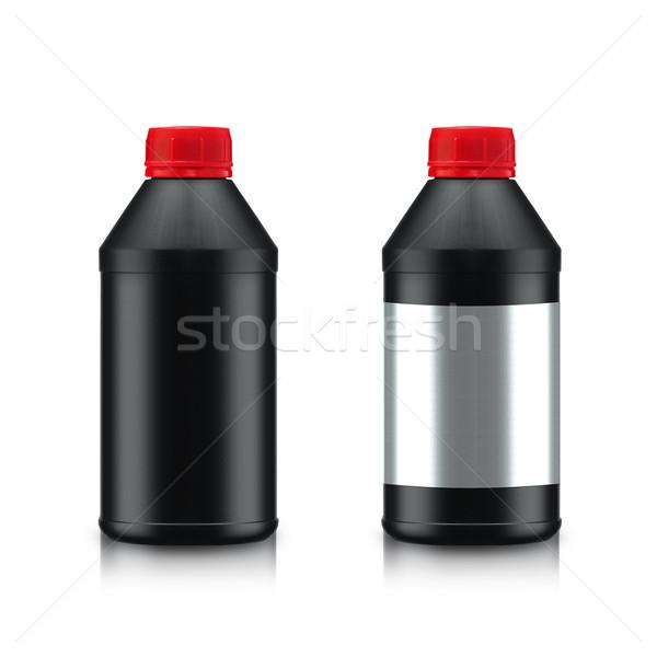 Oil Bottle Stock photo © designsstock