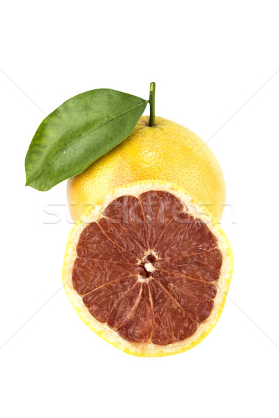 Ripe appetizing grapefruit  Stock photo © designsstock